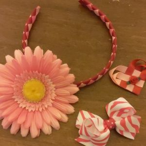 Interchangeable hair accessories